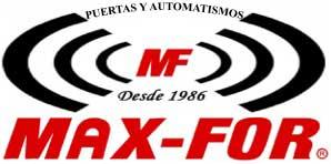 MAX-FOR puertas automáticas y cerramientos